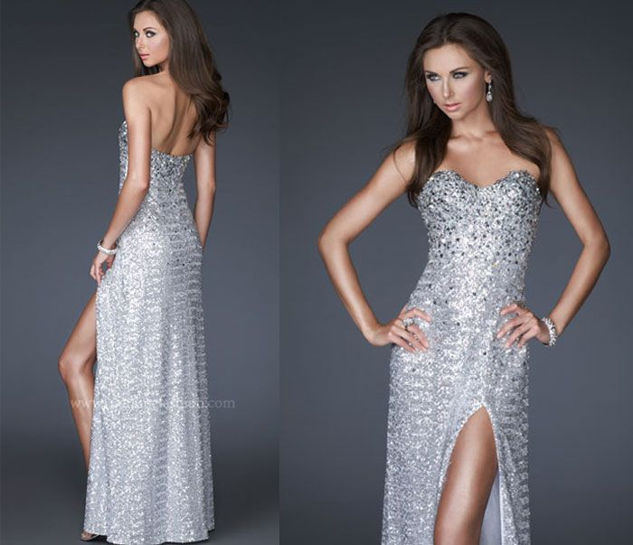 Prom dress expensive diamond