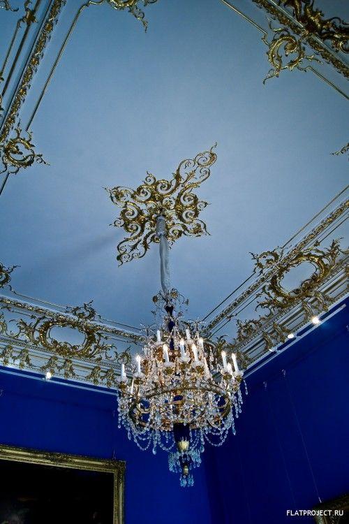 Interior of The Hermitage, St Petersburg ~