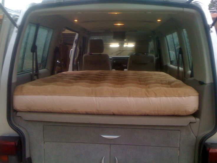 Bed for my T4 caravelle - VW T4 Forum - VW T5 Forum