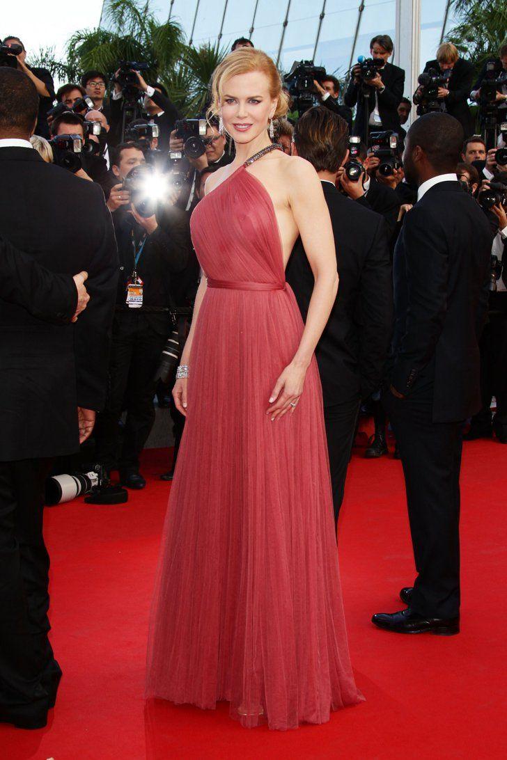 Pin for Later: Retour Sur Les Moments Les Plus Glamour du Festival de Cannes  Nicole Kidman à l'avant première de The Paperboy en 2012.