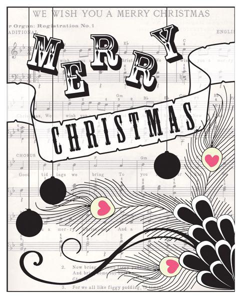 Christmas design  by Brianna Buza