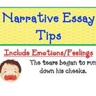 narrative essay example college students