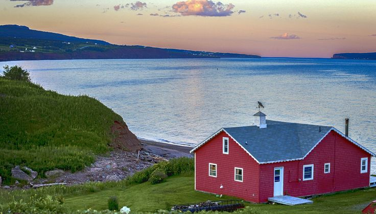 https://flic.kr/p/L2wJJ2 | Summer Sunset | At Cap d'Espoir in Gaspésie, Québec…