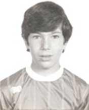 Zinedine Zidane quand il était petit
