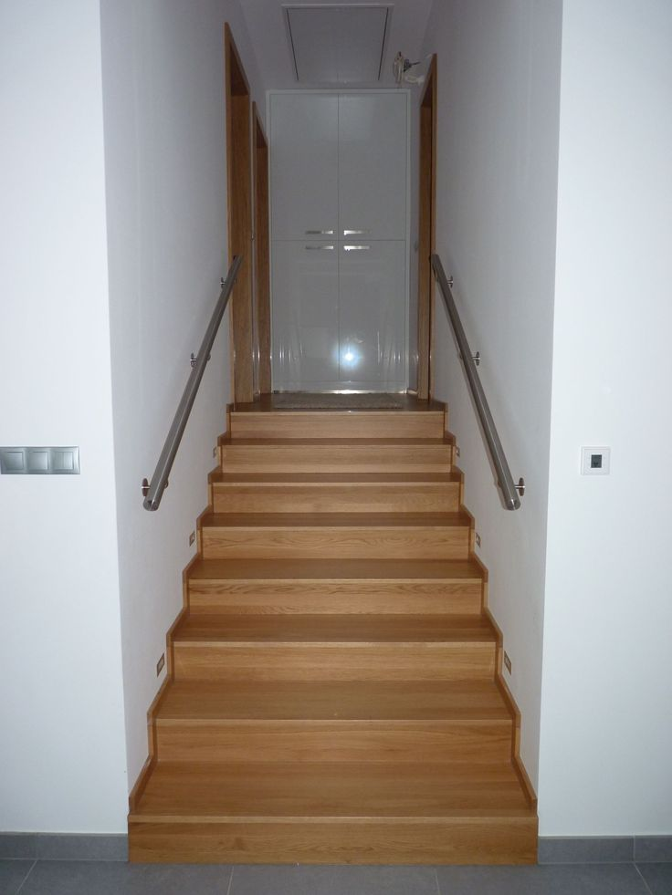 MIADOR natural oak stairs and doors. They complete each other