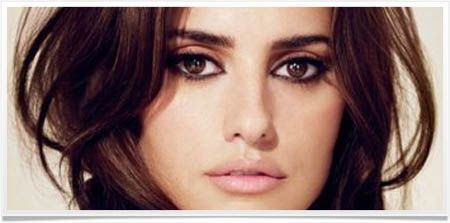 penelope cruz eye makeup - Google Search
