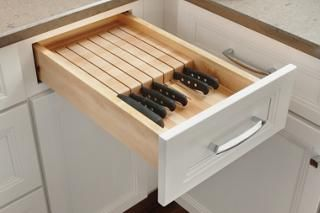 Schuler Cabinets | Tableware