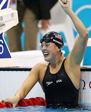 Allison Schmitt. USA Swimming