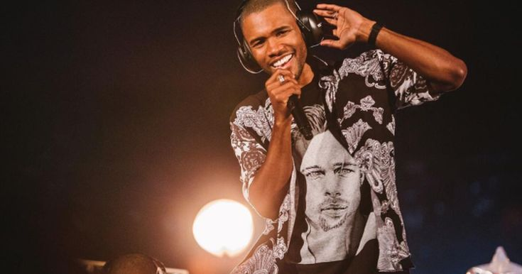 Let the Frank Ocean and Brad Pitt bromance officially begin