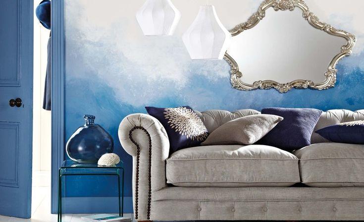 Как сделать потрясающие акварельные стены — I Love Hobby — Лучшие мастер-классы со всего мира!