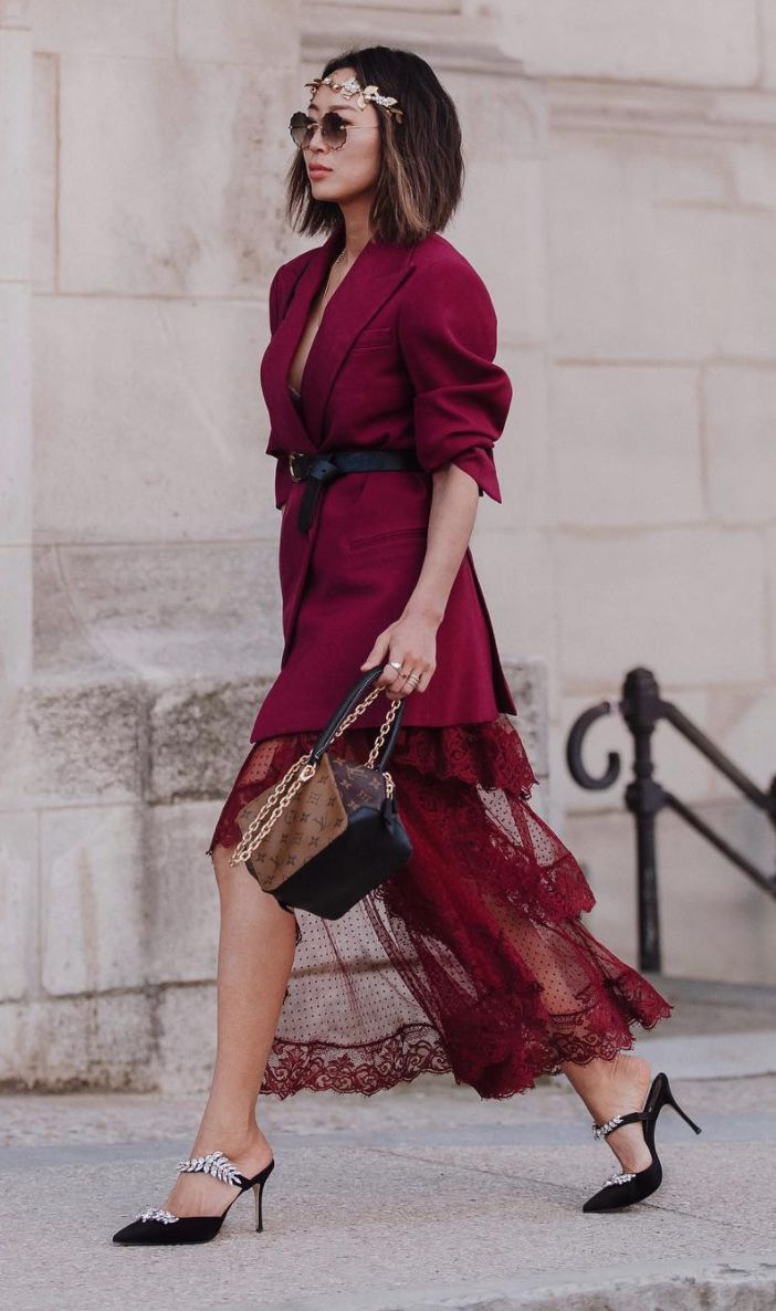 6 Ethereal Tulle Outfits To Embrace Summer  #tulle #tulleoutfits #outfitinspo #springoutfit #summeroutfit