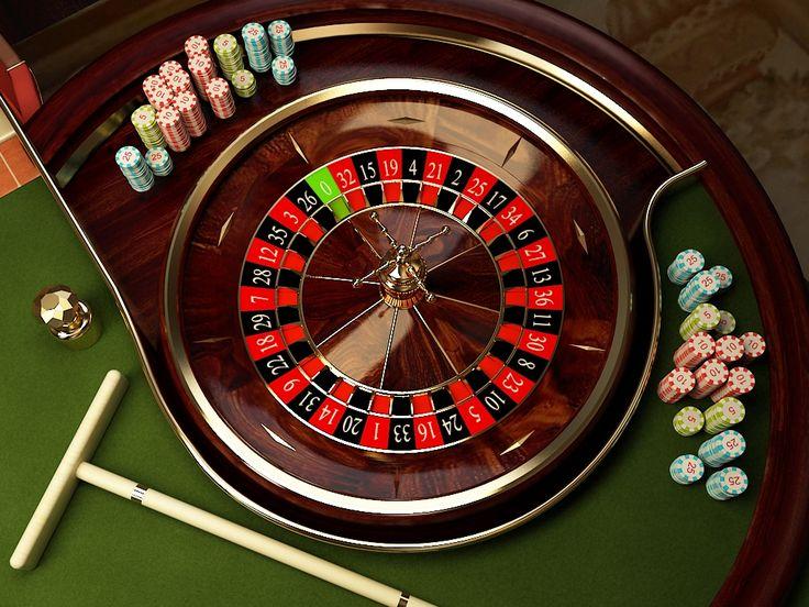 """Цель игры  Крупье бросает шарик на крутящееся колесо, в направлении, противоположном его вращению. Шарик, совершив несколько оборотов по спирали, падает в специальный """"карман"""" или выемку, с нанесенными номерами. Игроки имеют возможность: Угадать, какой номер выпадет. Сделать ставку на несколько номеров, комбинацию. Угадать характеристики следующего номера (Черное/красное, Чет/Нечет, Большое/Малое."""