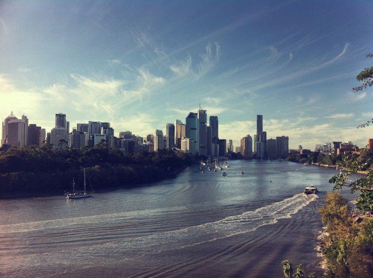 Brisbane Kangarou point - Australie Australia -http://breakinggood.fr/