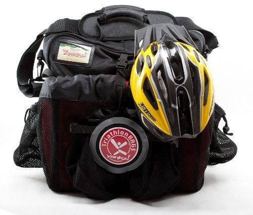 Yankz! Zeus Triathlon BAG with Free Yankz Laces