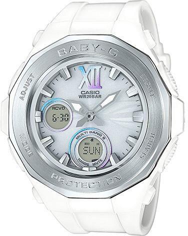 Casio Ladies Baby-G G-LIDE Solar Beach Glamping Series Watch (Model No. BGA-2200-7B) #glide