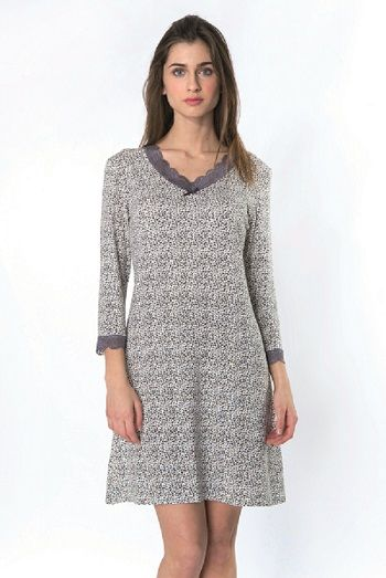 Camisola Egatex invierno modelo Little. http://www.perfumeriaelajuar.com/homewear/pijama-mujer-invierno-/30/