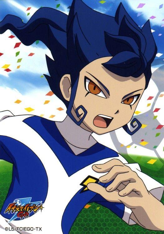 Inazuma eleven go - Tsurugi