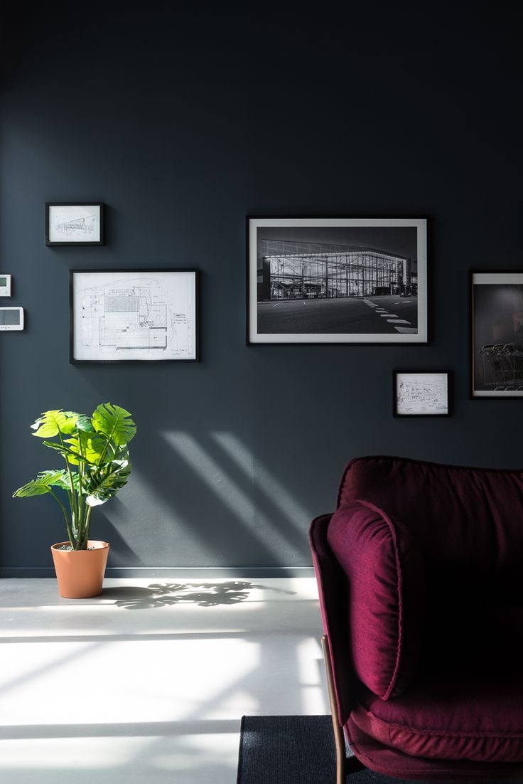 Officeinterior by Radiusdesign.no