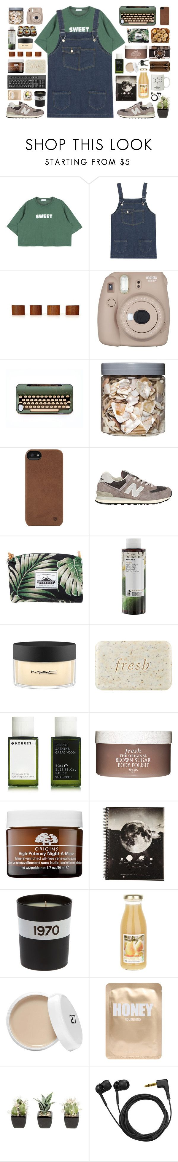 """""""BLACKBIRD SINGING IN THE DEAD OF NIGHT, TAKE THESE BROKEN WINGS AND LEARN TO FLY."""" by faes ❤ liked on Polyvore featuring Retrò, Fujifilm, Threshold, Incase, New Balance, Penfield, Korres, Jura, Fresh and Origins"""