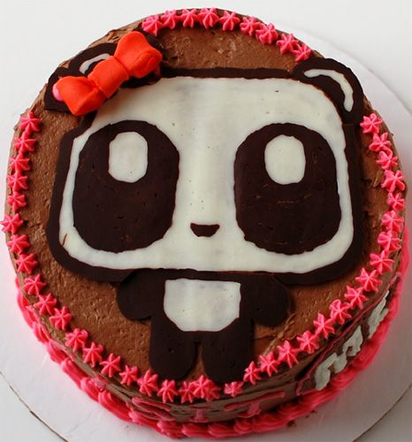 Pin Cakes Panda Bear Cupcakes Hawaii Dermatology Wallpapers ...