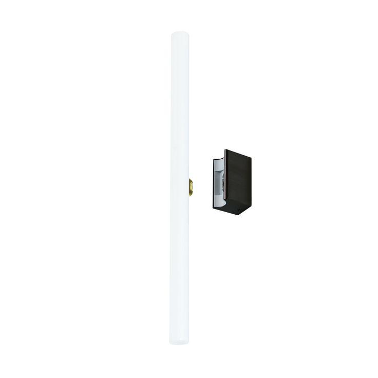 Trend Linestra Wandleuchte LED dimmbar schwarz matt A Jetzt bestellen unter http