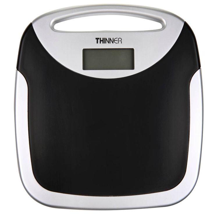 Báscula digital Conair Thinner Negro Mod. TH203 - $ 349.00 en Walmart.com.mx