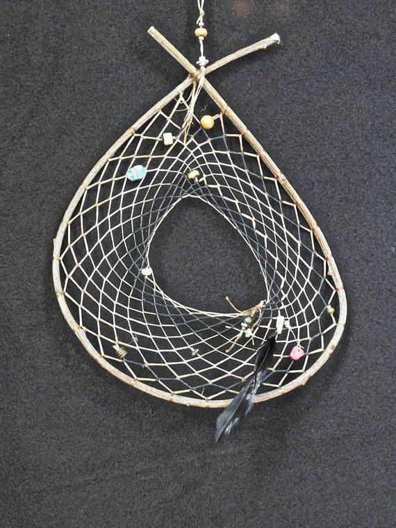 Dreamcatcher 1248 Multi-thread with Scarab Bead  Native