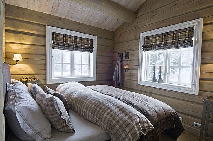 Bildearkiv - håndlaftede tømmerhytter | Drømmehytta | Veggli | Buskerud
