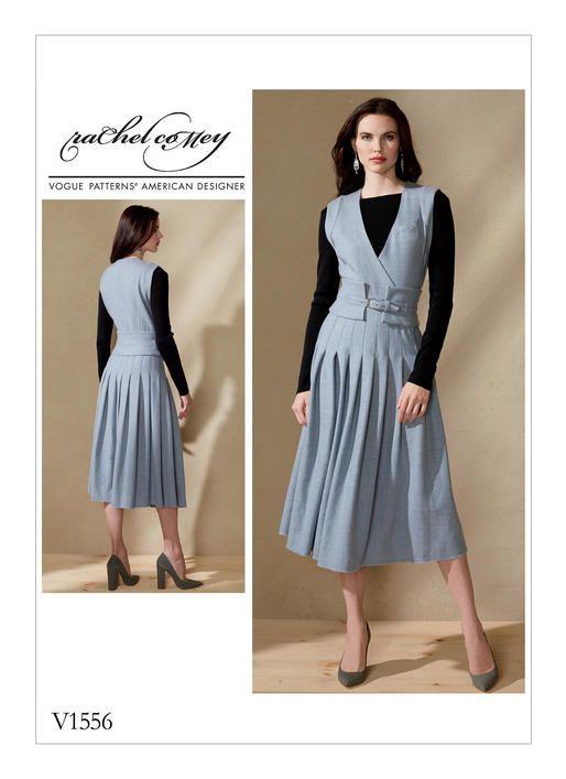 341 besten Dress Patterns Bilder auf Pinterest | Kleidung nähen ...