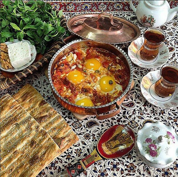 #Iran #Iranlandscape A good Iranian breakfast #MustSeeIran via tourism_iran http://tinyurl.com/p38up8e