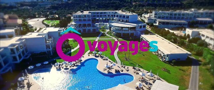Découvrez l'hôtel LTI Asterias Beach 5* à Rhodes avec Ôvoyages sur Vimeo