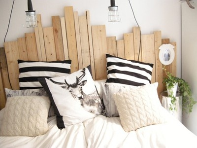 DYI bedroom