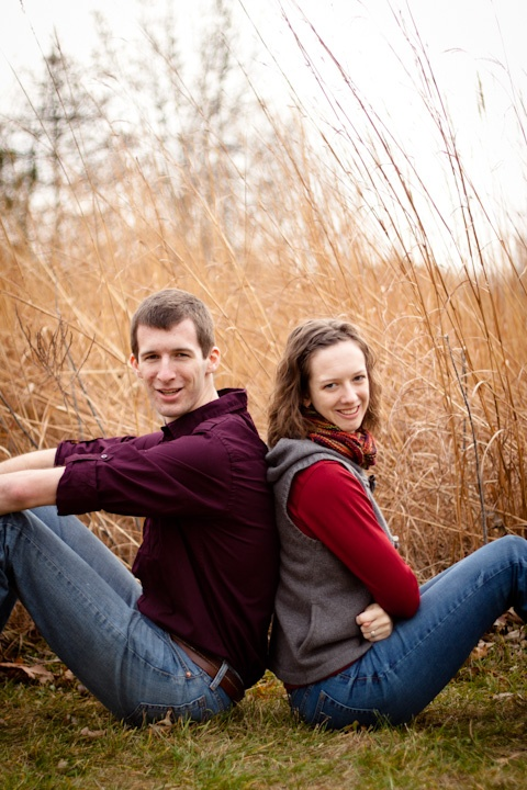 I love how this one turned out.  Great pose for older siblings.