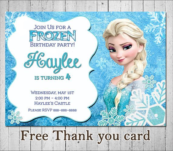 Hey, I found this really awesome Etsy listing at https://www.etsy.com/listing/184295083/elsa-frozen-invitation-frozen-invitation