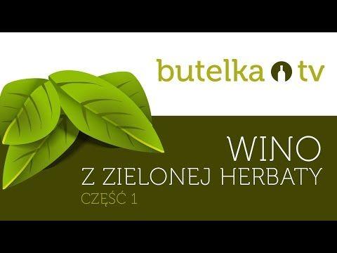 Wino z zielonej herbaty - prosty przepis na Nowy Rok Małpy - część 1