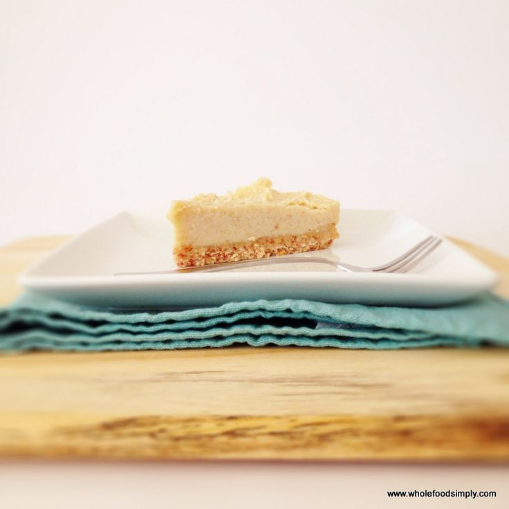 Sunny Days Lemon Pie - Wholefood Simply