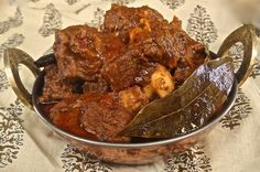 Railway Mutton Curry Indian