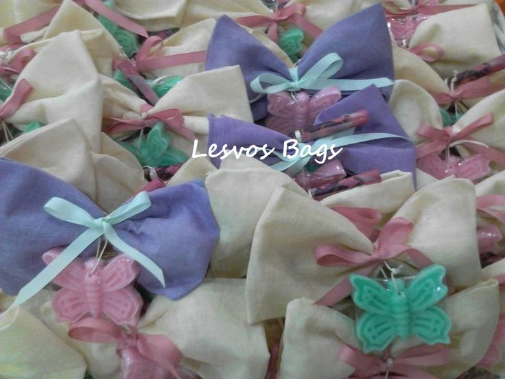 butterfly pink,lilac & veraman soaps
