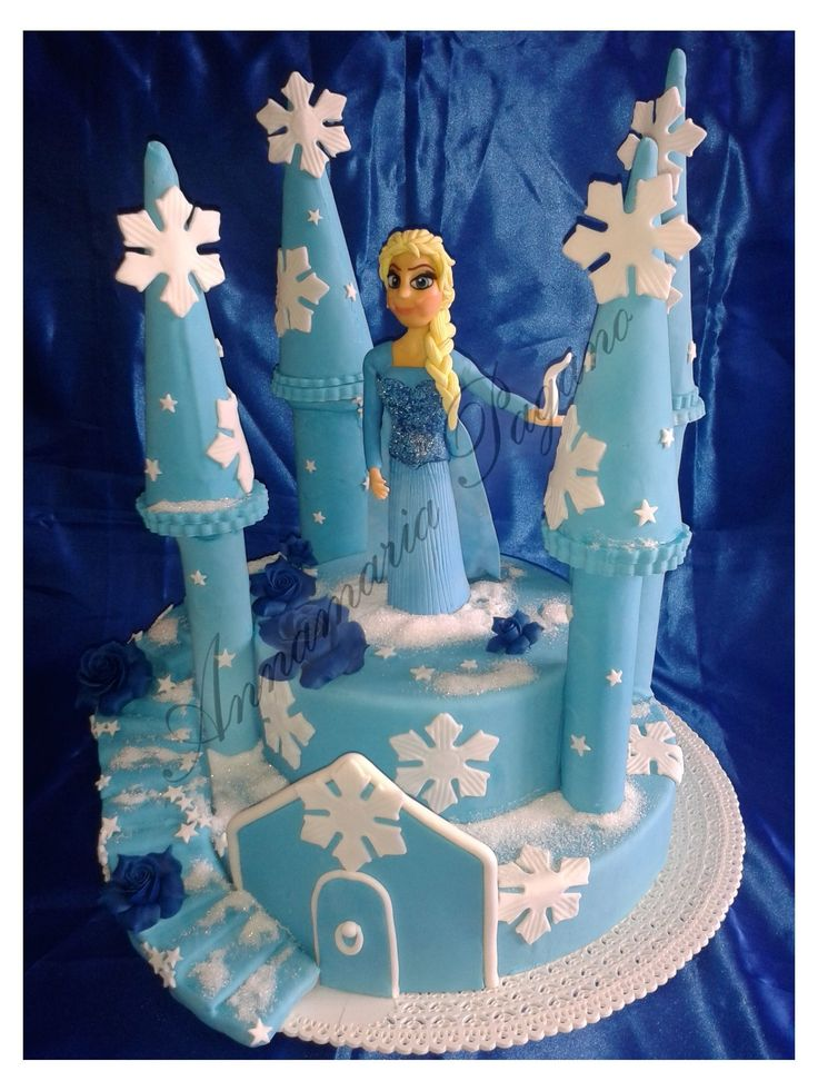 Elsa, la Regina del Ghiaccio...