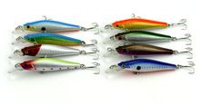 8PCS New hot Minnow 8.5CM 7.5G 0.3-1.2M 3D eyes sea bass fishing baits culter bream grass carp artificial bait fish lures tackle  $US $7.55 & FREE Shipping //   http://fishinglobby.com/8pcs-new-hot-minnow-8-5cm-7-5g-0-3-1-2m-3d-eyes-sea-bass-fishing-baits-culter-bream-grass-carp-artificial-bait-fish-lures-tackle/    #fishinf
