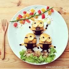 Resultado de imagem para pratos decorados para crianças