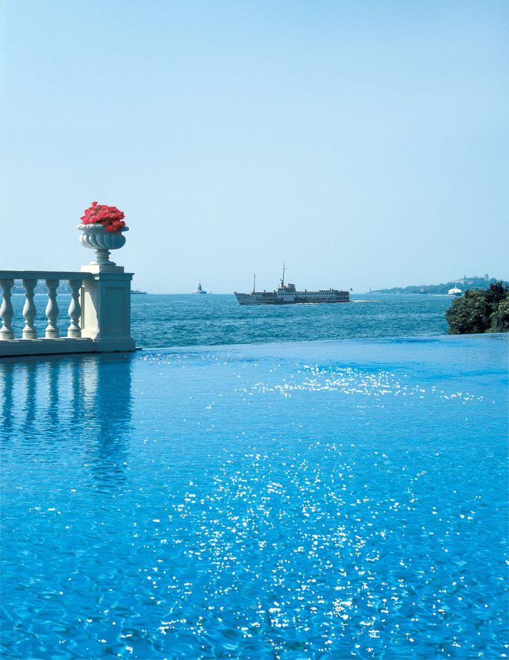 Ciragan Palace Kempinski Istanbul in Turkey