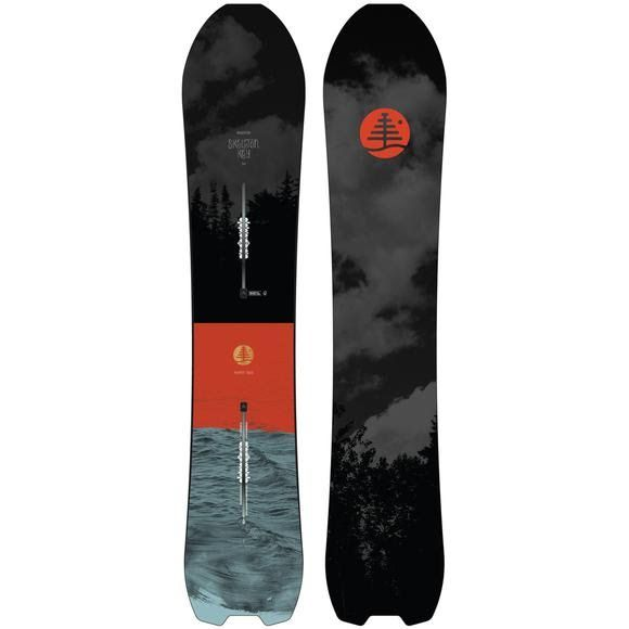 Burton Men's Burton Family Tree Skeleton Key Snowboard