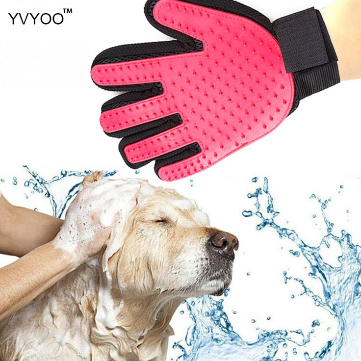 BUY now 4 XMAS n NY. YVYOO Pet Dog Supplies  pet Cat dog brush comb hair cleaning brush comfortable massage and effective massage gloves A91 ** Shop 4 Xmas n 2018. Offer can be found on  AliExpress.com. Just click the VISIT button.