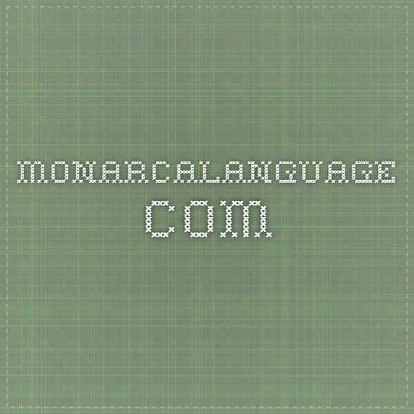 monarcalanguage.com