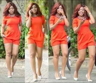 News In Picture: Laura Ikeji Is On Top Of His Game As She Becomes Payporte Ambassador