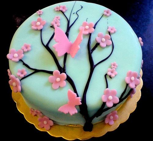 Best 25+ Round Birthday Cakes Ideas On Pinterest