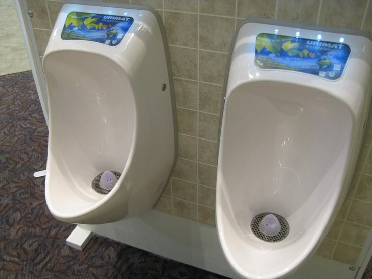 Statue of Residential Urinal with Waterless Feature: A Solution to Water Efficiency