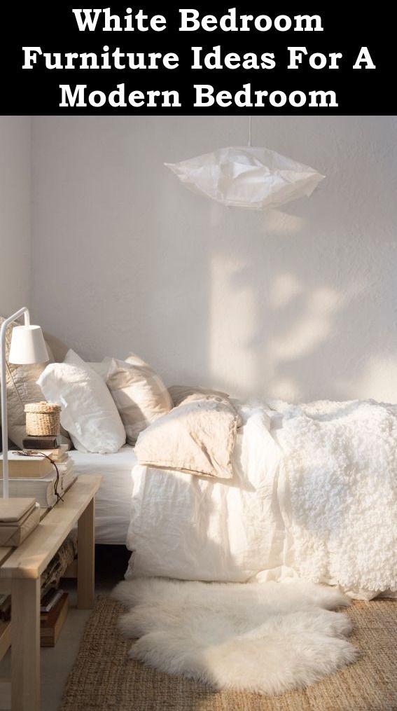 white bedroom furniture ideas for a modern bedroom white bedroom rh pinterest com