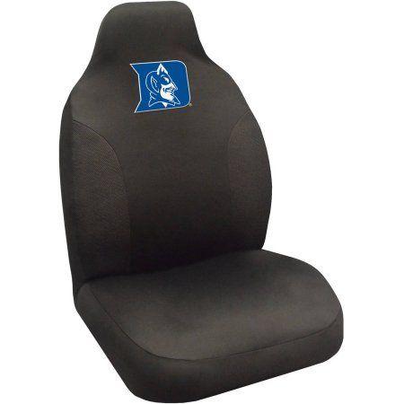 Duke University Seat Covers, Black